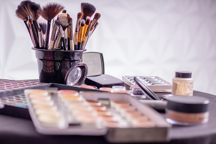 maquillage commando